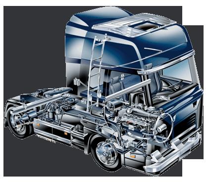 teherautó alkatrész