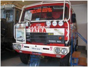Tatra motorsort