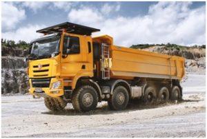 Tatra Phoenix tehergépjármű